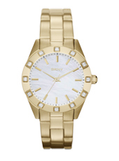DKNY Nollta-Medium-Gold NY8661 - 2012 Fall Winter Collection