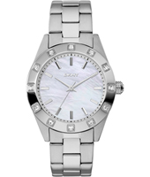 DKNY Nollta-Medium-Silver NY8660 - 2012 Fall Winter Collection