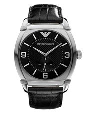 Emporio Armani AR0342-Steel-Black AR0342 - 2012 Spring Summer Collection