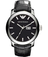 Emporio Armani AR0428-Steel-Black AR0428 - 2010 Spring Summer Collection