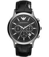 Emporio Armani AR2447-Chrono-Black AR2447 - 2010 Fall Winter Collection