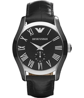 Emporio Armani AR0643-Steel-Black AR0643 - 2010 Spring Summer Collection