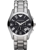 Emporio Armani AR0673-Chrono-Steel-Black AR0673 - 2010 Spring Summer Collection