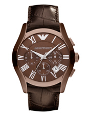 Emporio Armani AR1609-Chrono-Brown AR1609 - 2012 Spring Summer Collection
