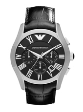 Emporio Armani AR1633-Chrono-Black AR1633 - 2012 Fall Winter Collection