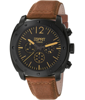 Esprit Baker-Chrono-Brown ES106391003 - 2013 Spring Summer Collection