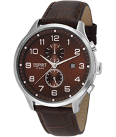 Esprit Cerritos-Chrono-Brown ES105581004 - 2012 Fall Winter Collection