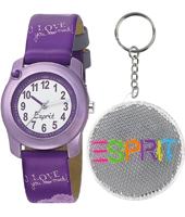 Esprit Little-Heart-Purple ES105284006 -  