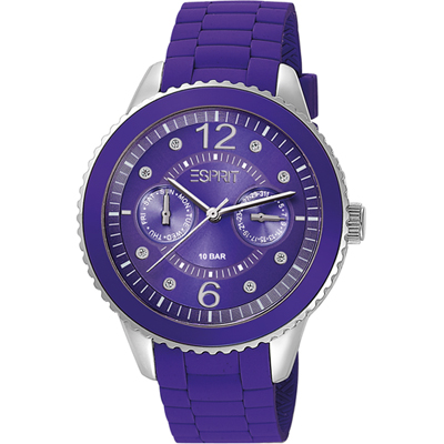 Esprit marin 68 speed purple ES105332006, Esprit 手表 女士图片