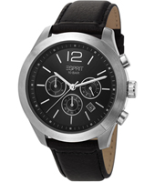 Esprit Misto-Chrono-Black ES105371001 - 2012 Fall Winter Collection