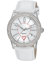 Esprit Rouge-White ES104992001 - 2012 Spring Summer Collection