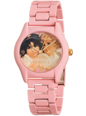 Fiorucci Fiorucci-Pink-Bracelet-Angels FIO06 - 2009 Spring Summer Collection