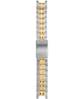 AM3998 20mm Bicolor Stainless Steel Bracelet