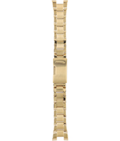 AM4219 18mm Gold Coated Steel Bracelet