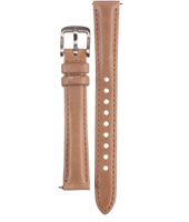 AM4377 14mm 14mm Brown Leather Strap