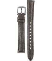 AM4378 14mm 14mm Black Leather Strap