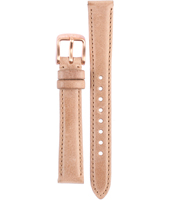 AM4501 Flight Mini 14mm 14mm Beige Leather Strap
