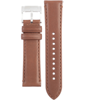 AM4512 Aeroflite 22mm 22mm Brown Leather Strap