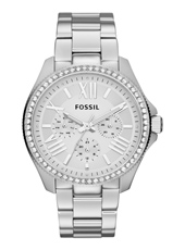Fossil Cecile-Silver AM4481 - 2013 Spring Summer Collection