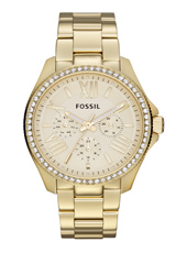 Fossil Cecile-Gold AM4482 - 2013 Spring Summer Collection