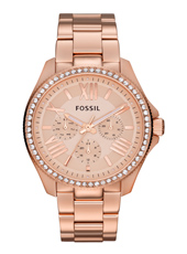 Fossil Cecile-Rose-Gold AM4483 - 2013 Spring Summer Collection