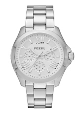 Cecile  40mm Silver Multifunction Ladies Watch
