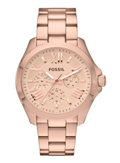 Cecile 40mm Rose Gold Multifunction Ladies Watch
