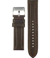 CH2559 22mm Brown Leather Strap