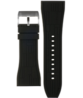 CH2576 31mm 31mm Black Rubber Strap