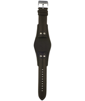 Fossil CH2586-Black-Leather-Strap ACH2586 -