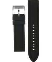 CH2647 22mm 22mm Black Rubber Strap