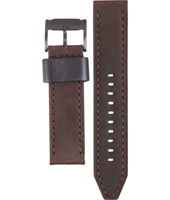 CH2782 Flight 22mm 22mm Brown Leather Strap