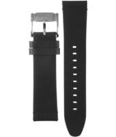 CH2810 22mm Black Leather Strap