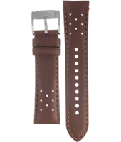 CH2944 22mm Brown Leather Strap