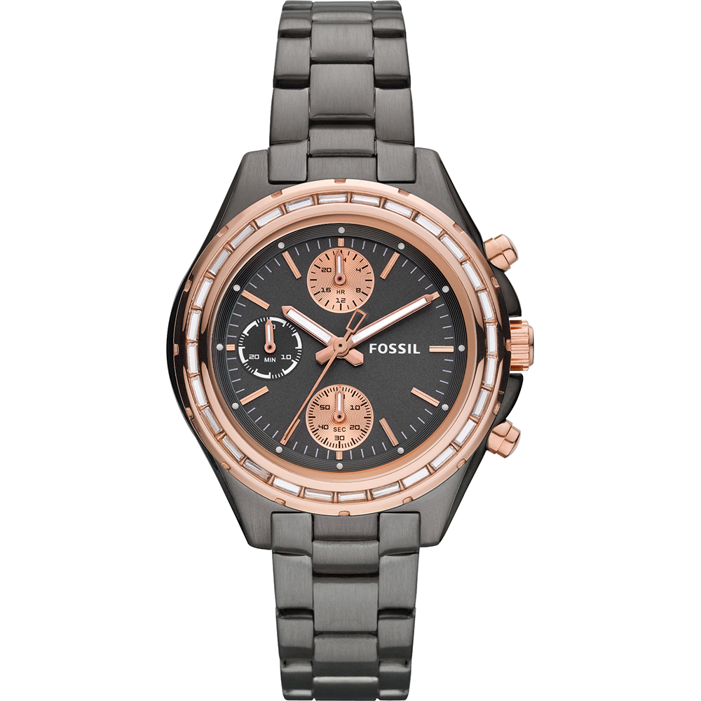 fossil ch2825 ladies watch dylan ladies
