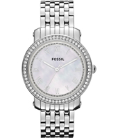 Fossil Emma-MOP-Silver ES3112 - 2012 Fall Winter Collection