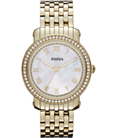 Fossil Emma-MOP-Gold ES3113 - 2012 Fall Winter Collection