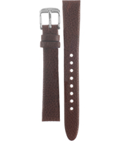 ES2586 14mm Brown Leather Strap