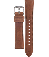 Fossil Stella-Brown-Leather-Strap AES2996 -