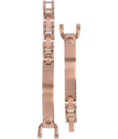 Fossil Georgia-Rose-Gold-Leather-Strap AES3110 -