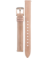 Fossil Heather-Beige-Leather-Strap AES3133 -