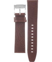 FS2967 22mm Brown Leather Strap