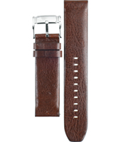 FS3041 22mm 22mm Brown Leather Strap