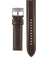 FS4248 22mm 22mm Brown Leather Strap