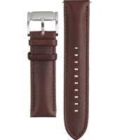 FS4456 22mm 22mm Brown Leather Strap