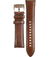 Fossil Walter-Brown-Leather-Strap AFS4632 -