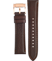 Fossil Grant-Brown-Leather-Strap AFS4648 -