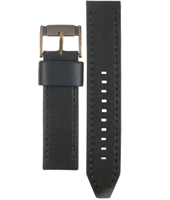 Fossil Machine-Black-Rubber-Strap AFS4657 -