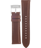 FS4788 Dean 22mm Brown Leather Strap
