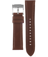 FS4829 22mm Brown Leather Strap